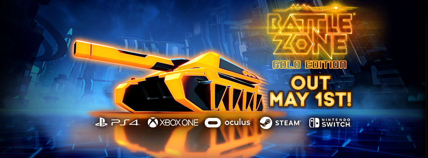 Battlezone Gold Edition!