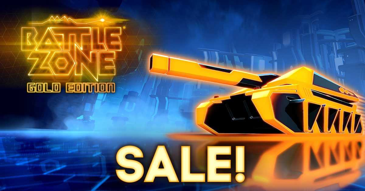 Battlezone Gold Edition Sale