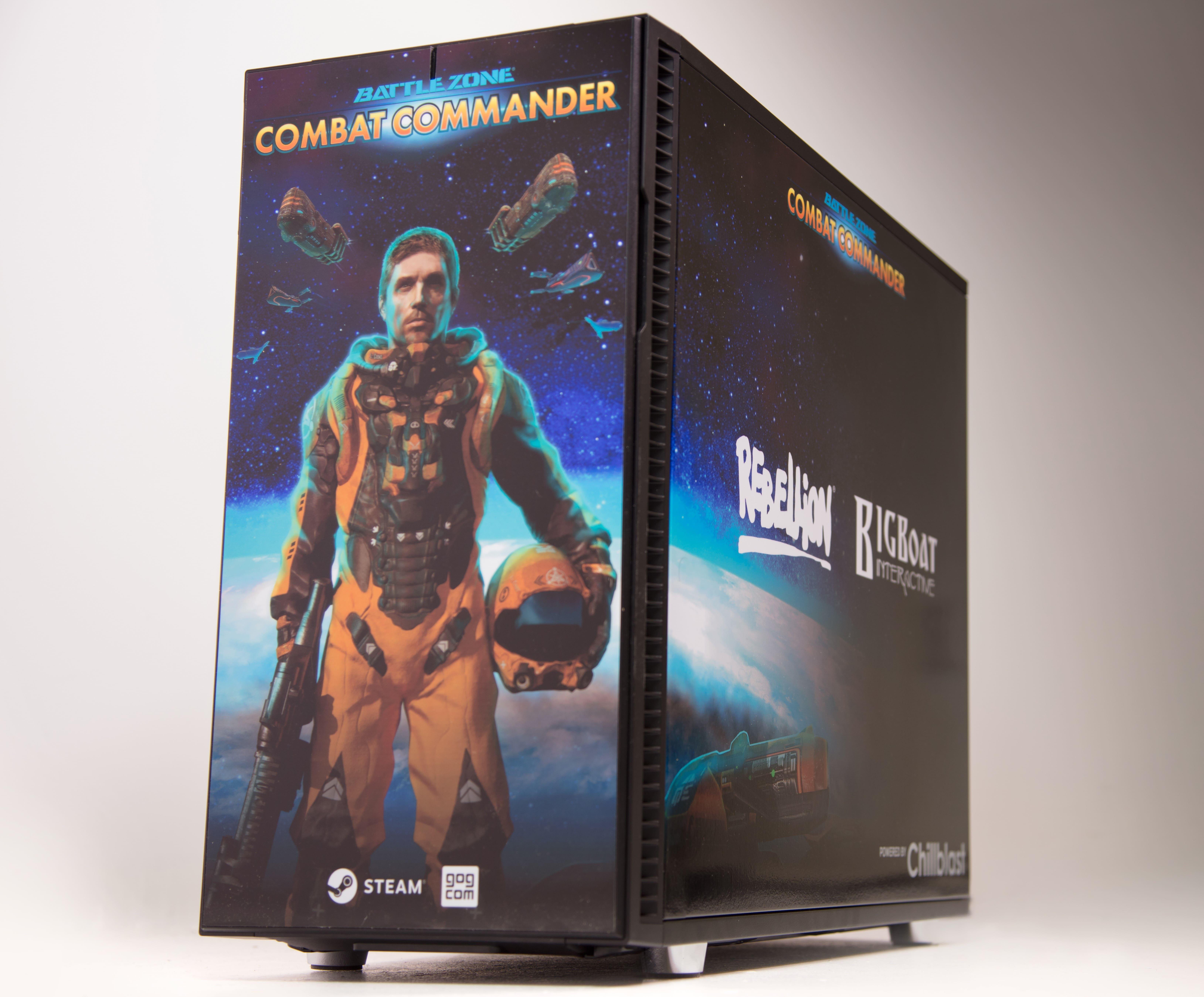 Battlezone Combat Commander | Out now on PC!